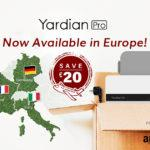Yardian Pro: Now Available in Europe!